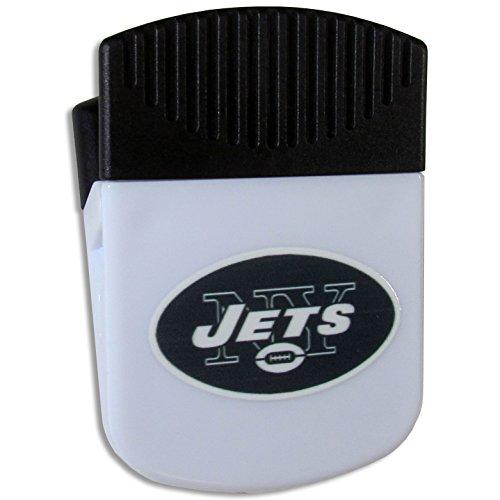 Siskiyou NFL New York Jets Chip Clip Magnet