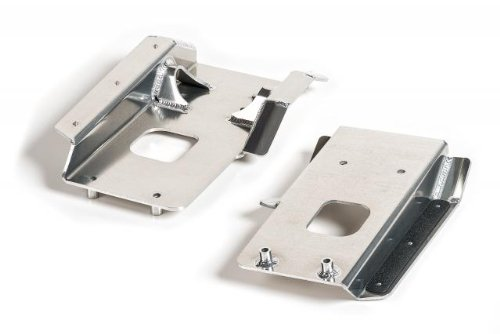 XFR - Aluminum .190 Swing Arm Skid Plate Guard Suzuki LTR450 LT-R450 Quadracer (2006-2009)