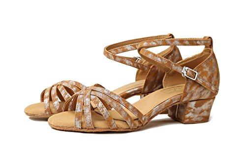 Donna Dark Minitoo Sala Heel 3 5cm Brown Da TpxFqZA