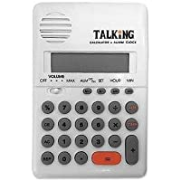 Attainment CAL-T01 Talking Calculator, 4 x 7 Size, 1.7 Height, 4.7 Width, 7.5 Length