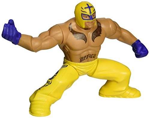 WWE Power Slammers Rey Mysterio Figure by WWE
