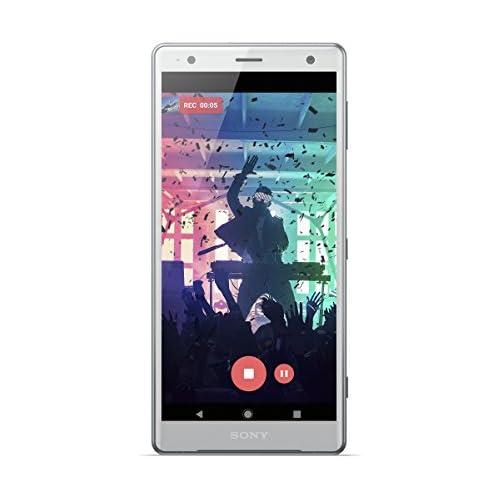 chollos oferta descuentos barato Sony Xperia XZ2 Smartphone de 5 7 Octa Core de 2 8 GHz RAM de 4 GB Memoria Interna de 64 GB cámara de 19 MP Android Color Plata