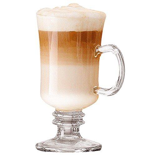 6 Stück Irish Coffee Glas - auf Wunsch auch mit Gravur erhältlich
