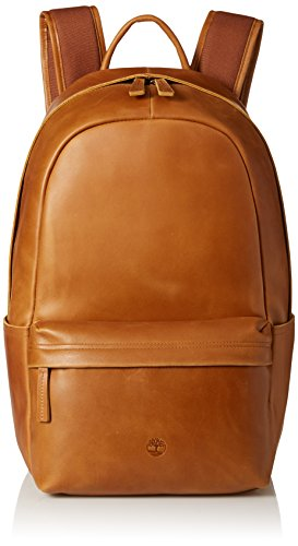 Timberland Men's Tuckerman Leather Backpack, Cognac by Timberland (Image #1)