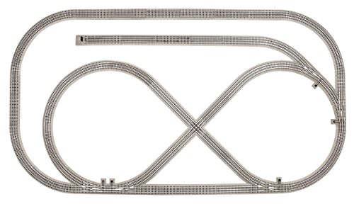 Lionel Trains Deluxe FasTrack Pack Layout ()