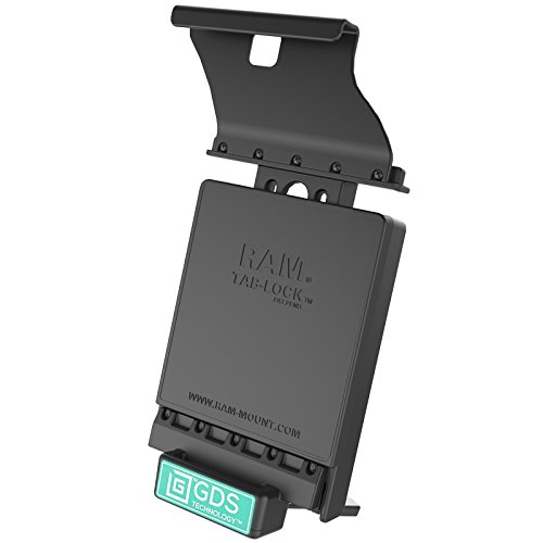 RAM Mount Locking Vehicle Dock with GDS Technology for the Samsung Galaxy Tab S2 9.7 by RAM MOUNTS