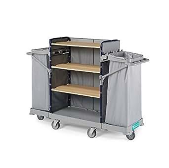 TTS - Carro de lavandería TTS - Modelo Green Hotel 925: Amazon.es: Industria, empresas y ciencia
