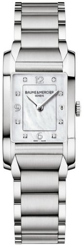 NEW BAUME & MERCIER HAMPTON MENS WATCH 10050
