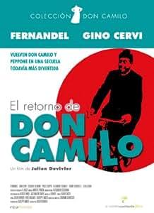 El retorno de Don Camilo [DVD]