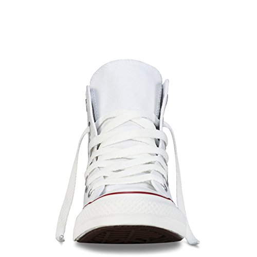 Converse Chuck Taylor All Star High Top Core Colors (4.5 D (m), Blanco Óptico)