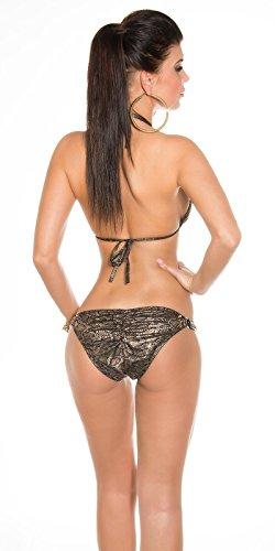 In-Stylefashion - Conjunto - para mujer Snake