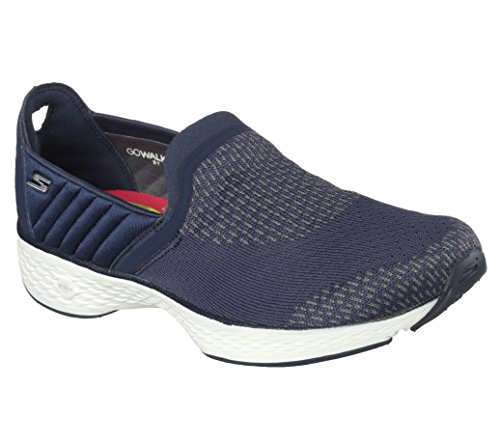 Skechers Women's Go Walk Sport - Supreme Navy/White Casua...