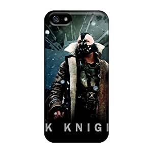 Slim Fit Tpu Protector Shock Absorbent Bumper The Dark Knight Rises Official 2 Case For Iphone 5/5s