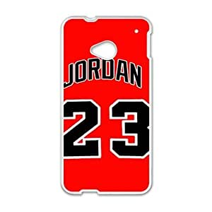 Bulls Jordan Phone Case for HTC One M7