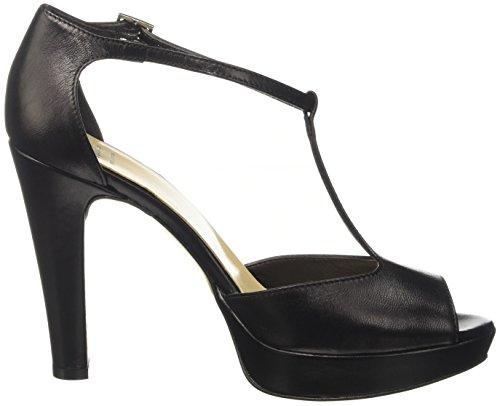 BATA 7246708 - zapatos con correa Mujer negro