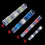 Transer- 50PCS Heat Shrink Tubing 2:1, Waterproof