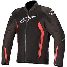 Alpinestars VIPER V2 Air Jacket (Black Red, 3XL)