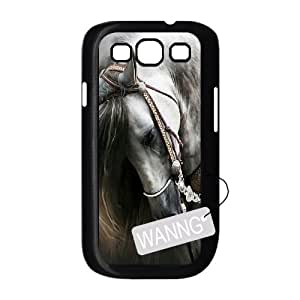 Horse Samsung Galaxy S3 I9300 Cell Phone Case, Horse Custom Case for Samsung Galaxy S3 I9300 at WANNG