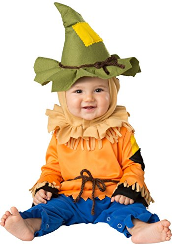 Fun World Baby Silly Scarecrow, Multi, XS for $<!--$22.37-->