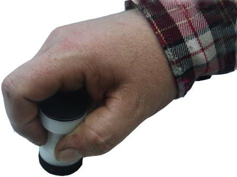 Bloc de pon/çage 30 mm /Ø Bloc de pon/çage /à main pour auto-adh/ésif disque /Ø 30-37mm les deux c/ôt/és utilisables dur doux
