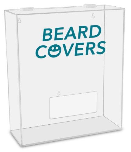 - TrippNT 51305 Beard Covers Labeled Medium Apparel Dispenser, 15