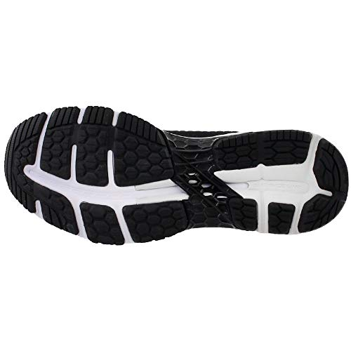 ASICS Gel Kayano 25 Men's Running Shoe, Black/Glacier Grey, 6 D US by ASICS (Image #6)