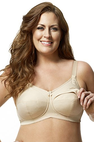 (Elila Cotton Wire Free Nursing Bra (1613))
