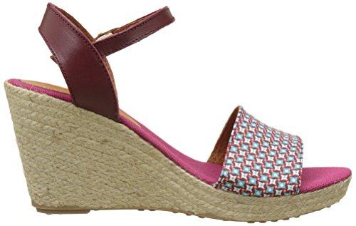 Pare Gabia Marina - Zapatos Mujer Turquoise (Turquoise/Prune)