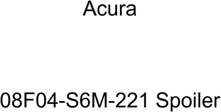 Genuine Acura 08F04-S6M-221 Spoiler