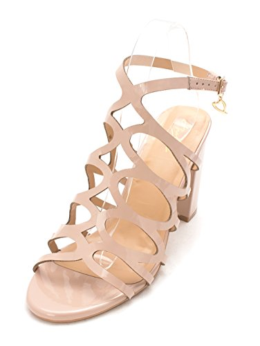 Mauve Toe Occasion Thalia Sodi Kiarah Womens Special Sandals Strappy Open Fabric Pale fPqXx7