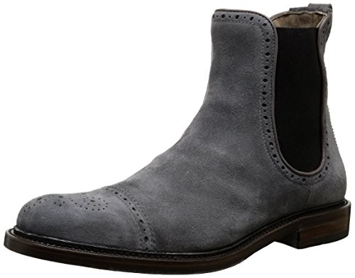 Aquatalia Heren Freddy Chelsea Boot Grijs