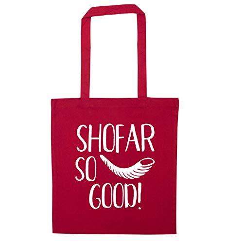 Creative Shofar Bag Flox Red Good so Tote vqtxZdH