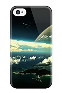 Case Cover Panoramic/ Fashionable Case For Iphone 4/4s