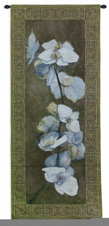 Beta Handwoven Wall Hanging Fabric Tapestry Home Decor Classic (Silk Tapestry Wool)