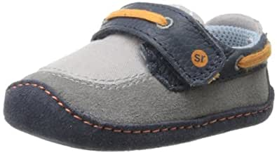 Amazon Com Stride Rite Crawl Mariner Monty Crib Shoe