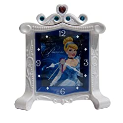 Disneys Cinderella Alarm Clock by MZB Imagination