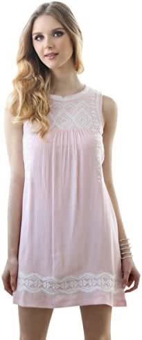 Social Butterfly House Women's Cotton Candy Shift Dress