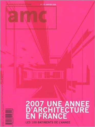 Téléchargements de livres audio gratuits pour ipad AMC Annuel 175 12/2007 PDF