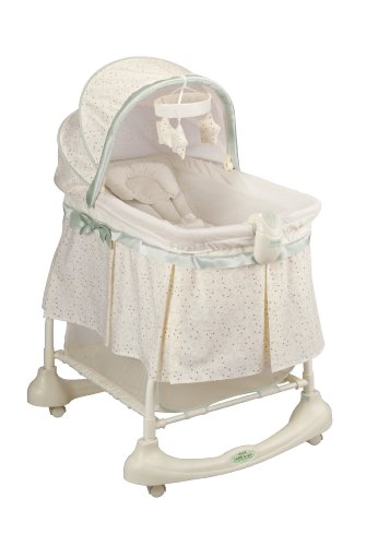 Cuddle 'n Care Rocking Bassinet
