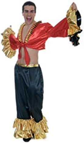 Disfraz cubano adulto. Talla 52/54.: Amazon.es: Juguetes y juegos