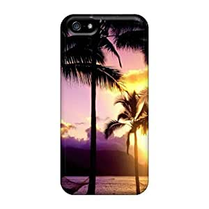 Enjoying Paradise Flip Case With Fashion Design For Case Samsung Note 4 Cover