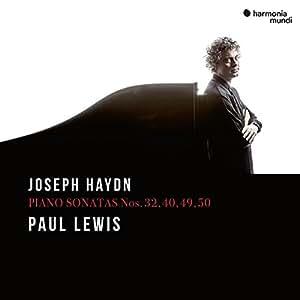 Haydn: Piano Sonatas Nos.32, 40, 49 & 50