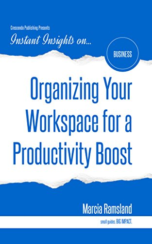 Pdf Home Organizing Your Workspace for a Productivity Boost (Instant Insights)