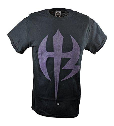 Freeze Jeff Matt Hardy Boyz Purple Logo WWE Mens T-Shirt-M by Freeze