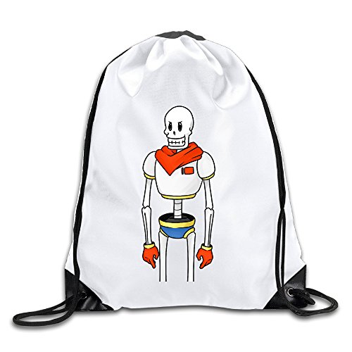 LHLKF Undertale Papyrus Robot One Size Personality Backpack