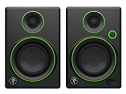 Mackie Studio Monitor, Black w/green tri...