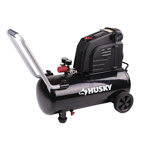 Husky 8G 150 PSI Hotdog Air Compressor For Sale