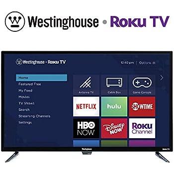 Amazon com: RCA Roku Smart LED TV (32-Inch): Electronics