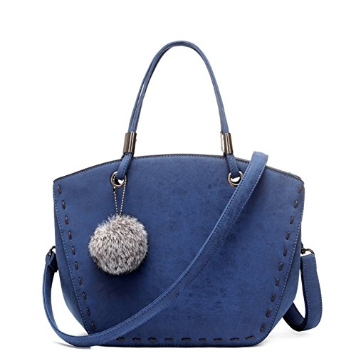 Hipytime AHB880454C3 New Style PU Leather Korean Version Women's Handbag,Dumplings Type - Gabbana Macy's Dolce