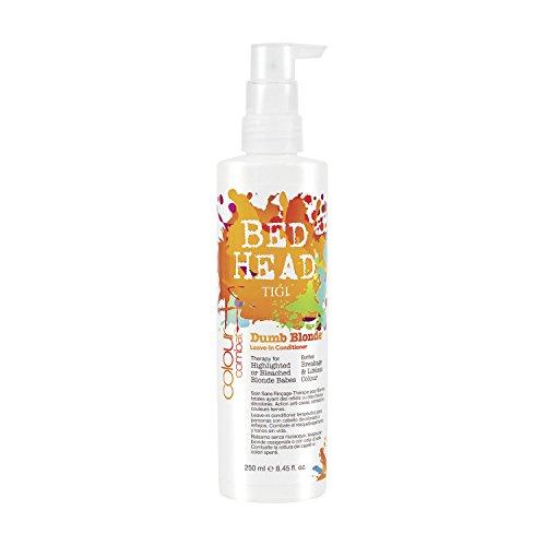 Tigi Bed Head Colour Combat Dumb Blonde Leave-in Conditioner, 8.45 Ounce